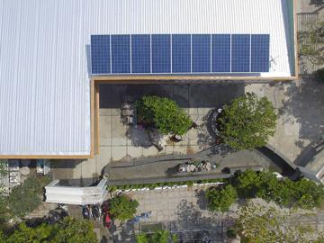 Cafe Hạnh Phúc – Mô hình cafe xanh sử dụng năng lượng sạch